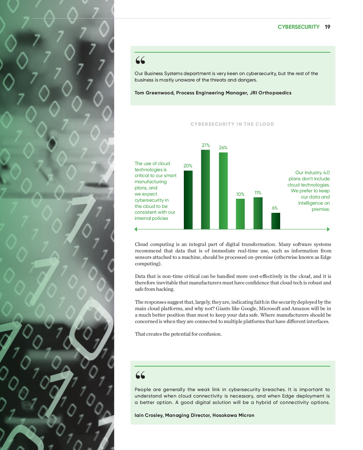 Annual Manufacturing Report 2020   Page 19