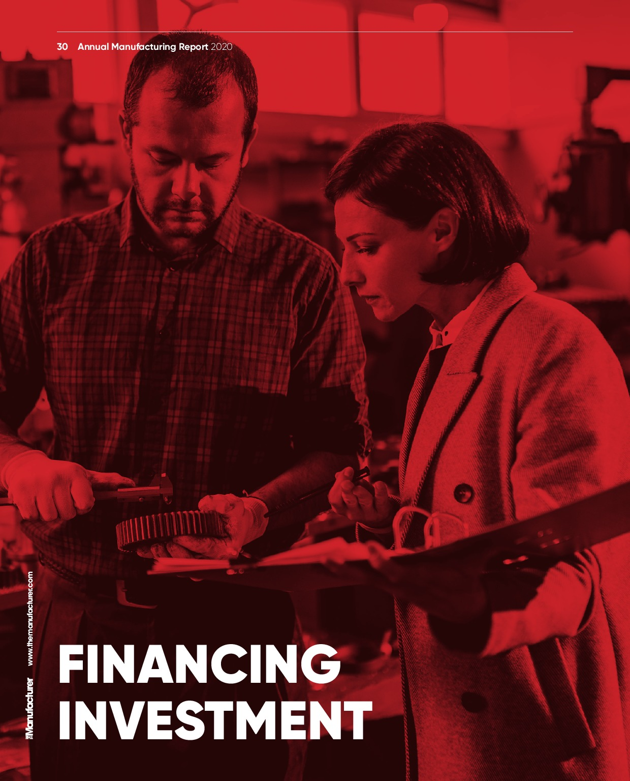 Annual Manufacturing Report 2020   Page 30