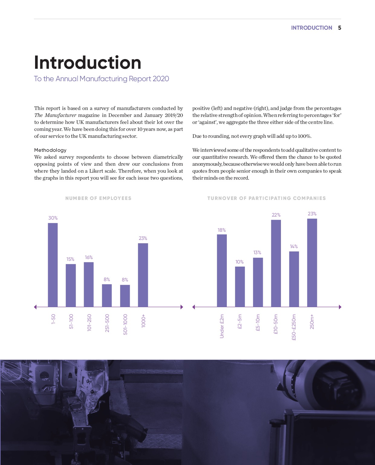 Annual Manufacturing Report 2020   Page 5