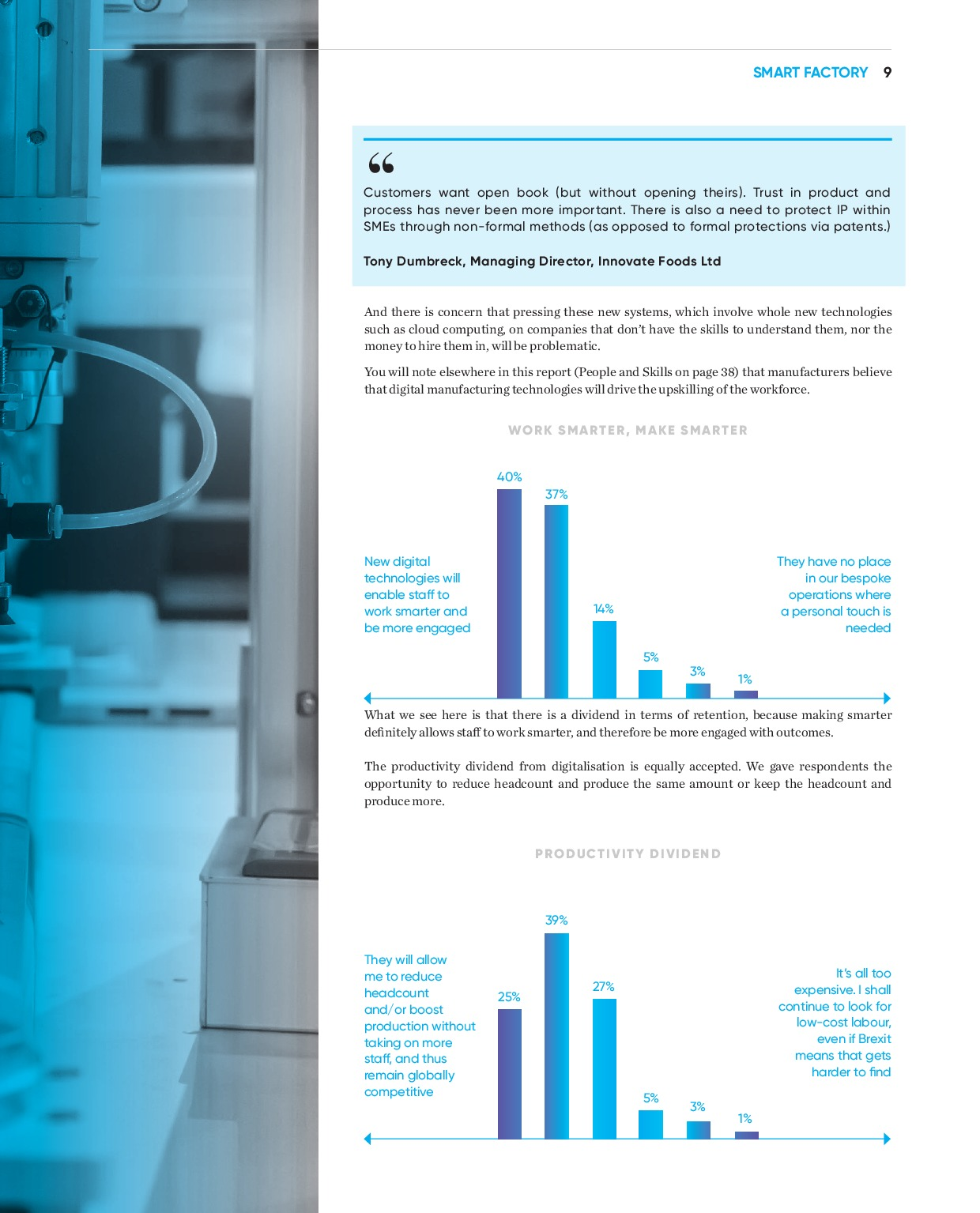 Annual Manufacturing Report 2020   Page 9