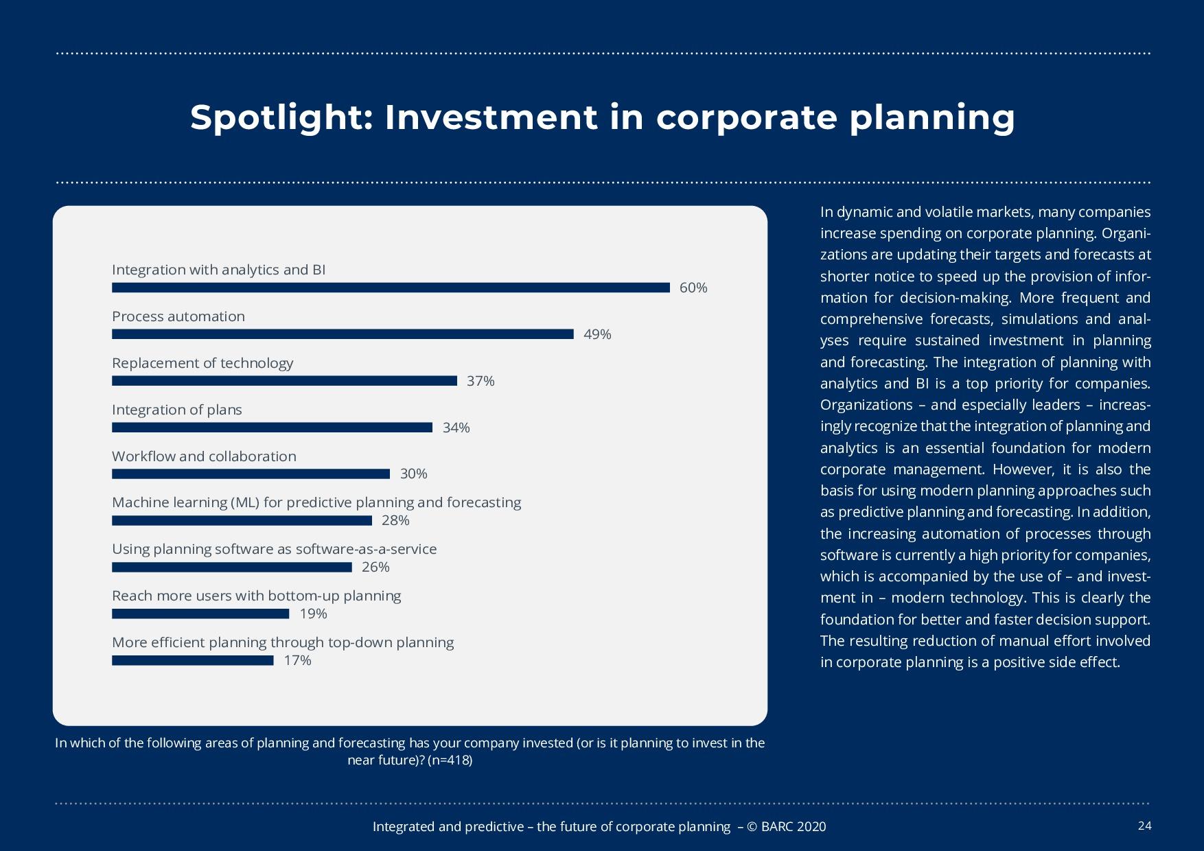BARC – 統合と予測 – 経営計画の未来 | Page 24