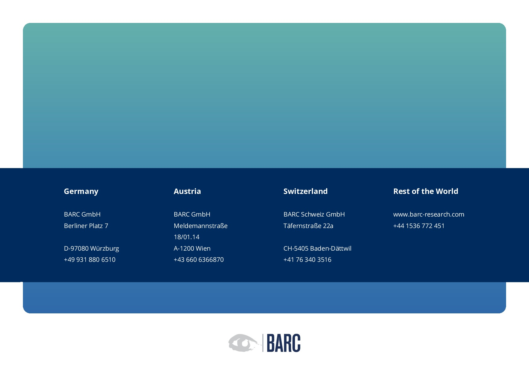 BARC – 統合と予測 – 経営計画の未来 | Page 36