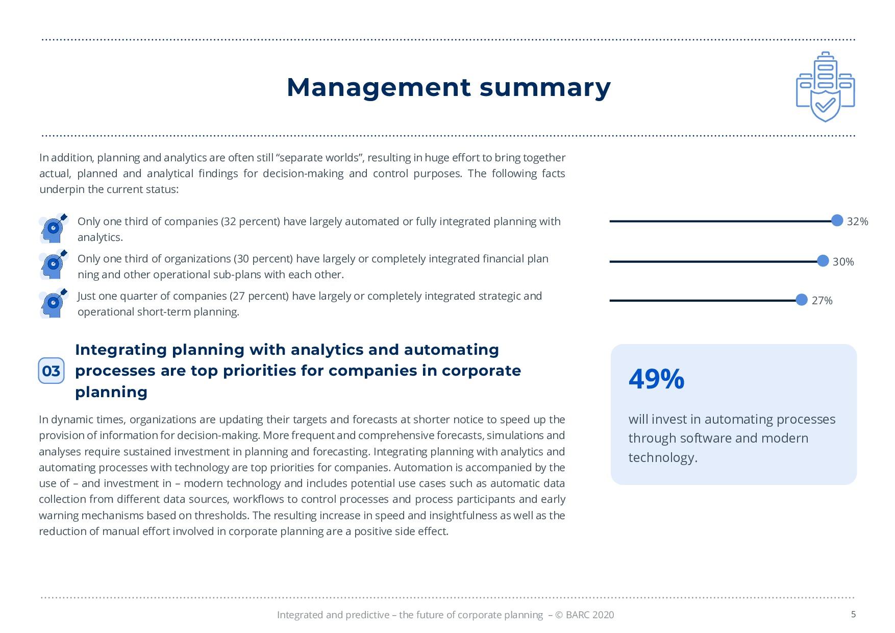 BARC – 統合と予測 – 経営計画の未来 | Page 5
