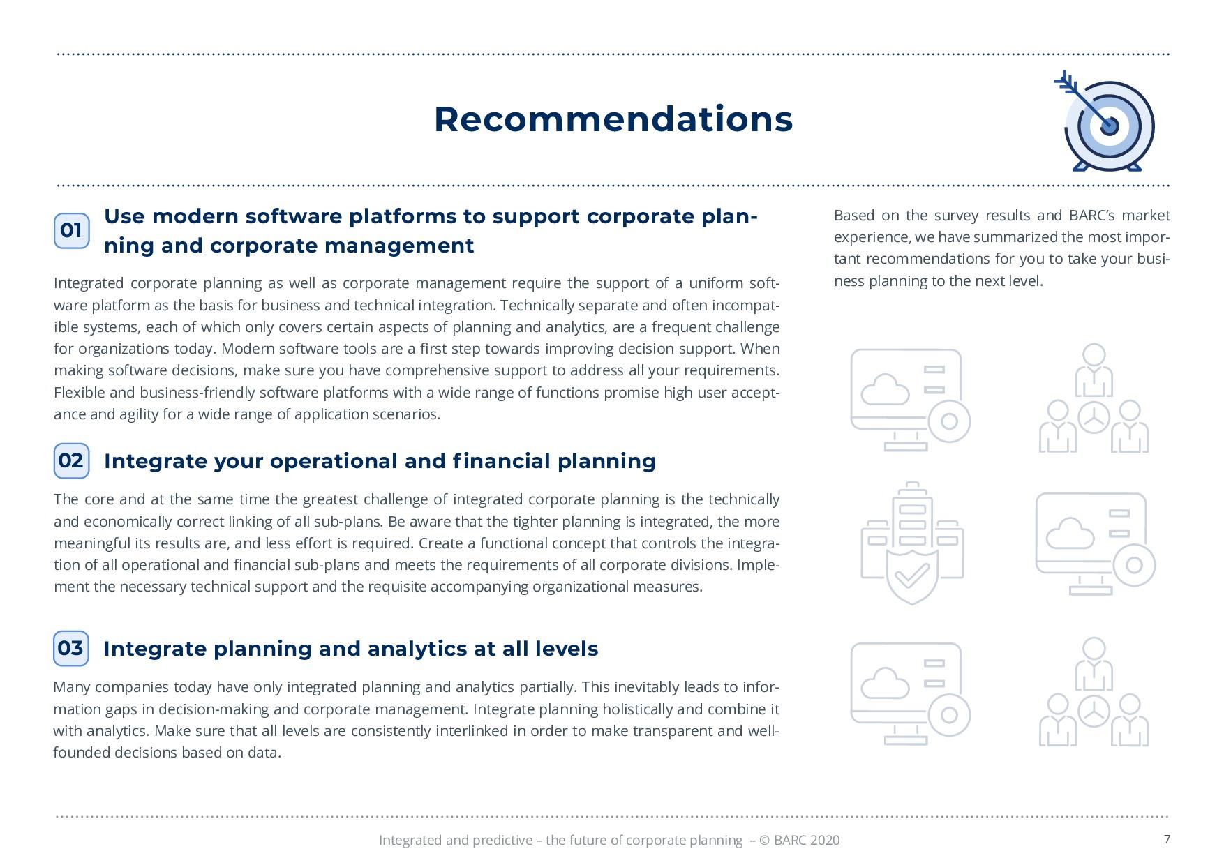 BARC – 統合と予測 – 経営計画の未来 | Page 7
