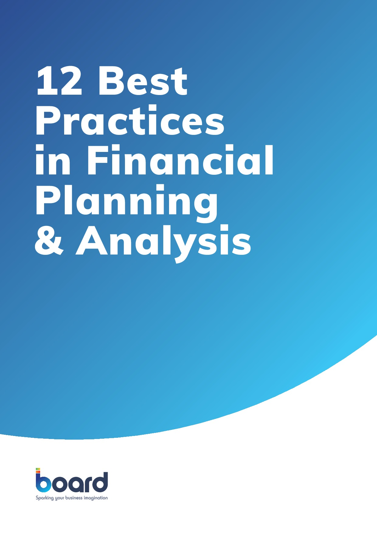 12 Best Practices in FP&A | Page 1