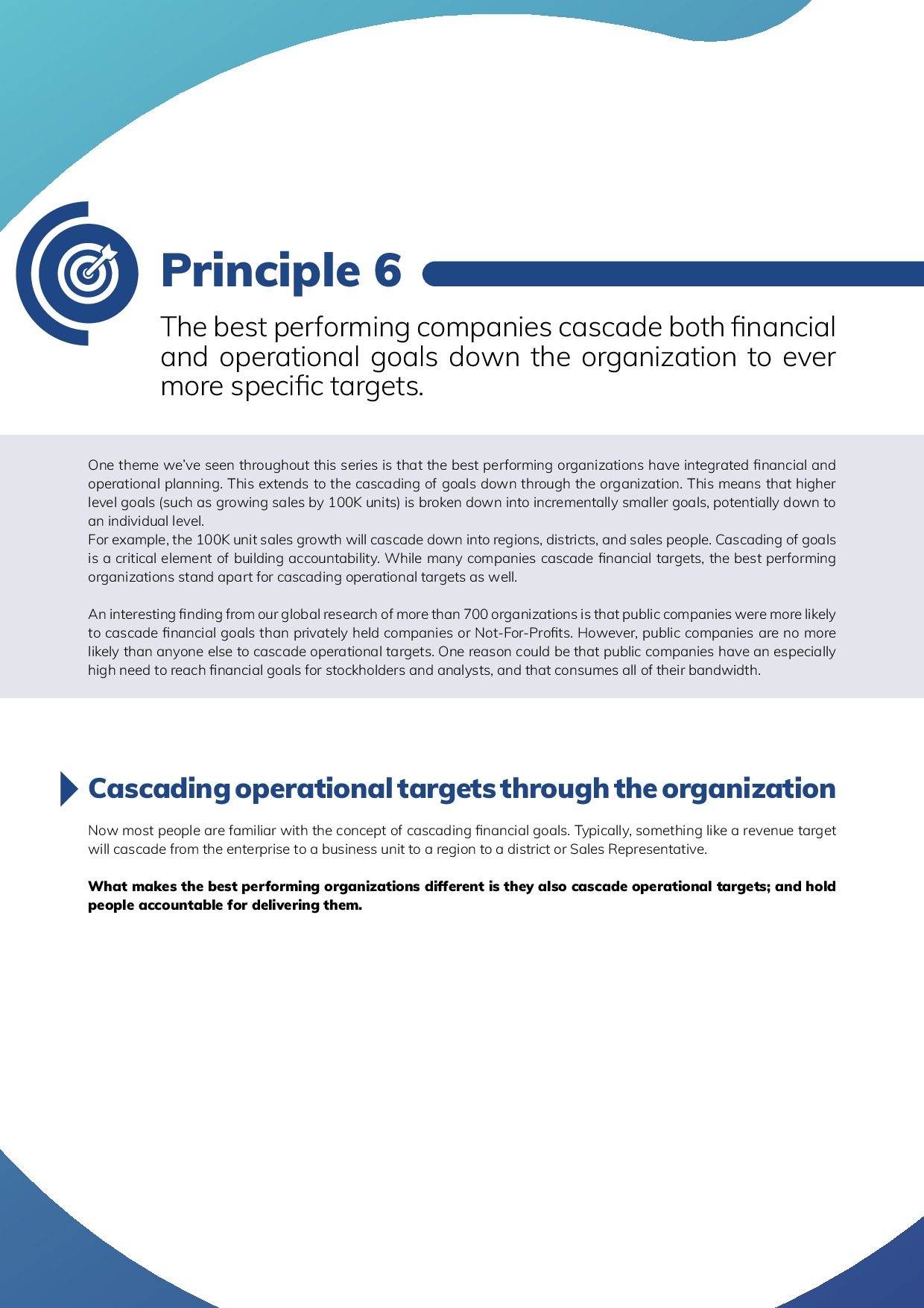 12 Best Practices in FP&A | Page 14