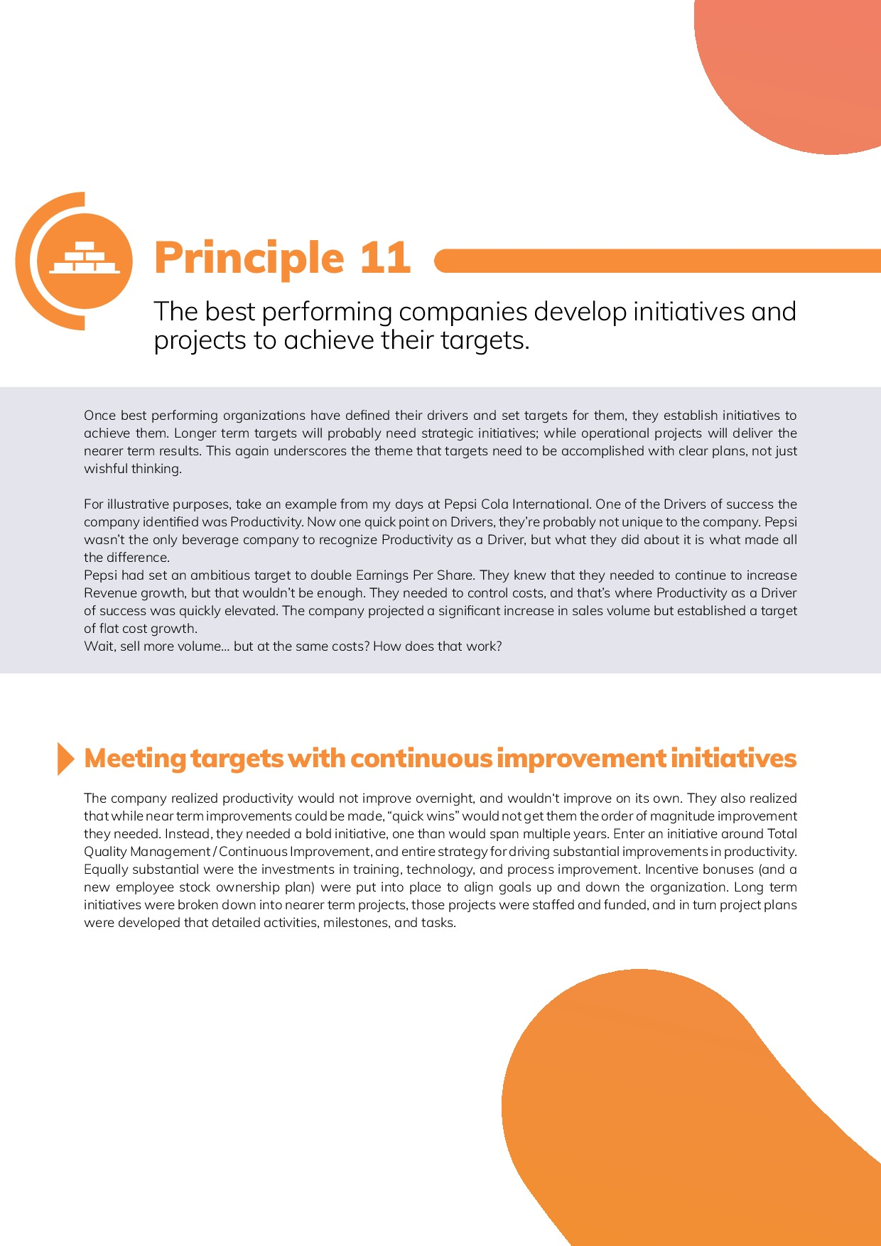 12 Best Practices in FP&A | Page 24