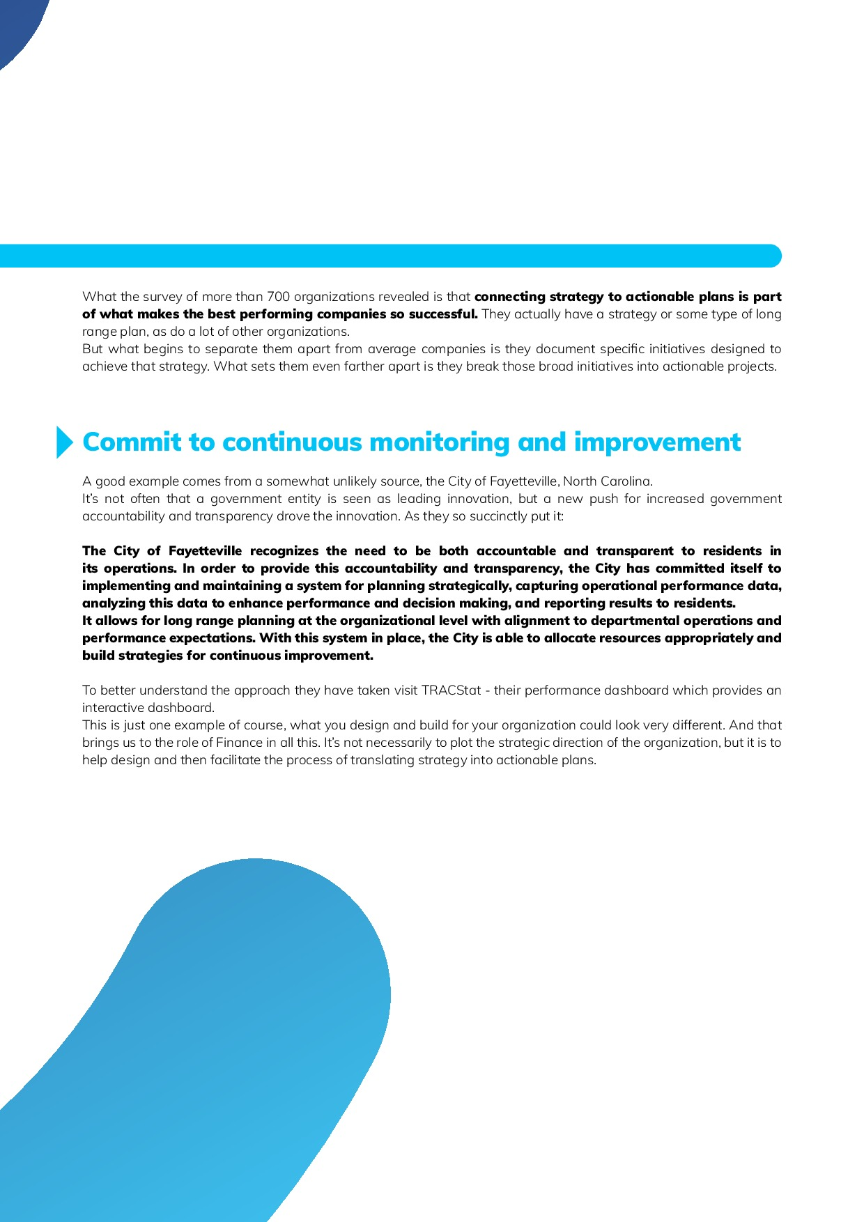 12 Best Practices in FP&A | Page 5