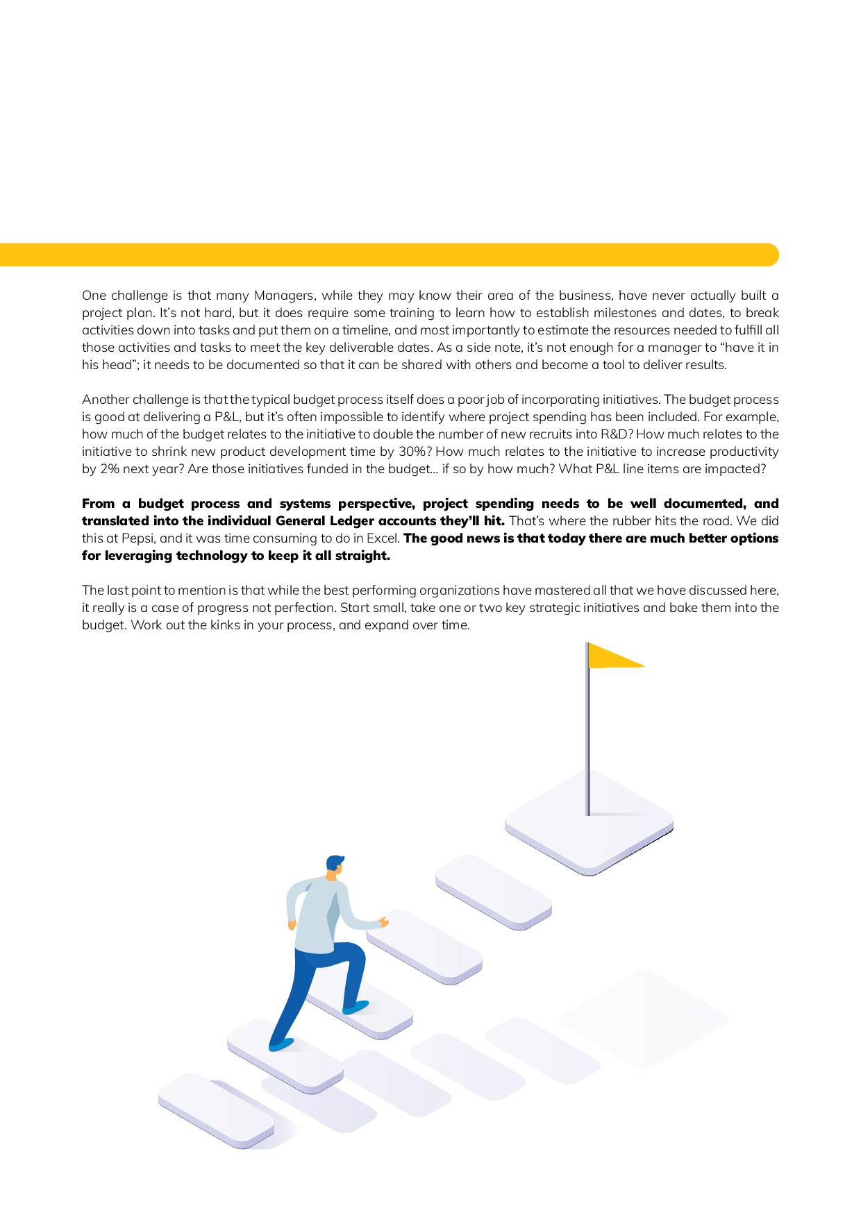12 Best Practices in FP&A | Page 7
