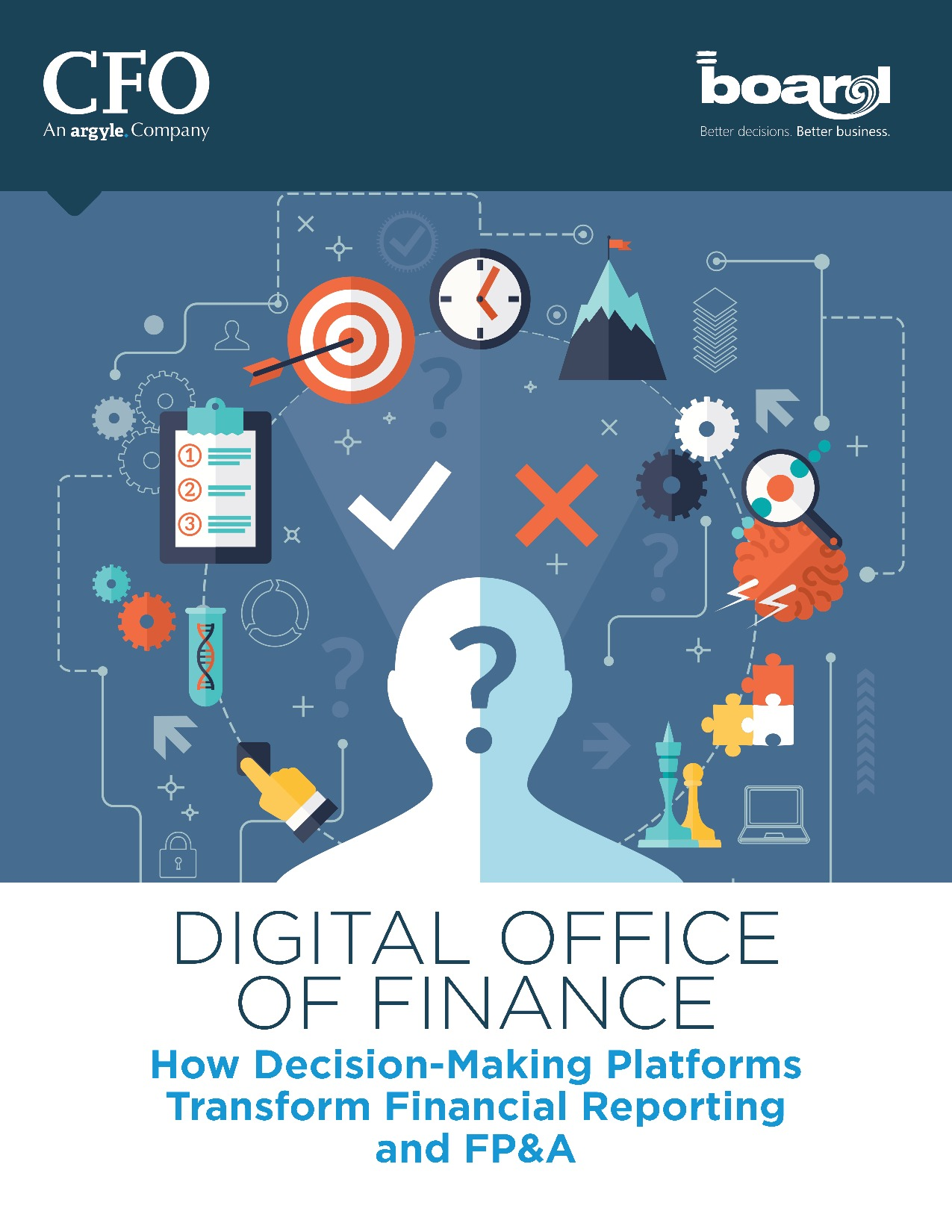 CFO - How Decision-Making Platforms Transform Financial Reporting and FP&A | Page 1