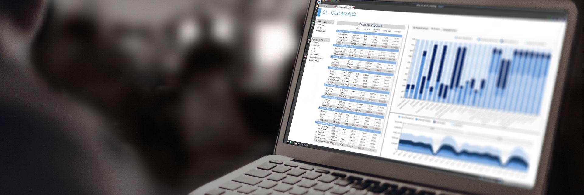 意思決定の効率化・高度化を実現するオールインワンプラットフォーム
