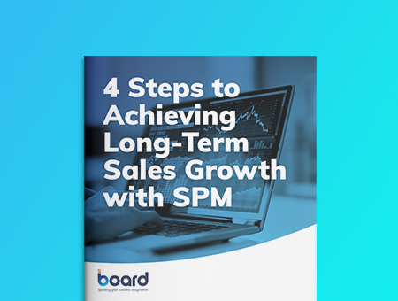 4 Steps to Achieving Long-Term Sales Growth with SPM
