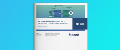 BARC – Integriert und vorausschauend: Unternehmensplanung der Zukunft
