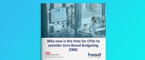 FSN - 今こそ、CFOがゼロベース予算 (ZBB)を検討すべき理由
