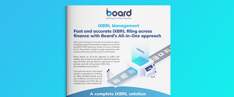 iXBRL Management