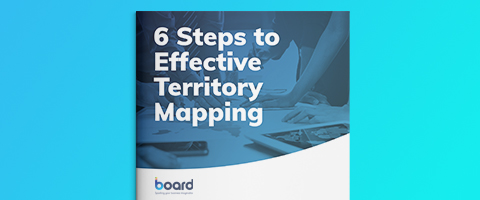6 Steps to Effective Territory Mapping