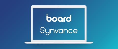Board & Synvance : L'élaboration budgétaire en toute simplicité !