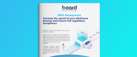 XBRL Management