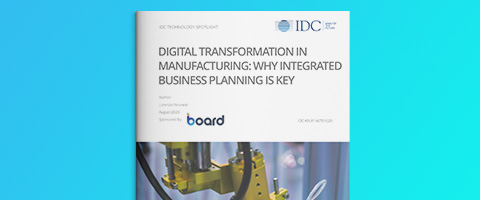 IDC - Digital Transformation in Manufacturing