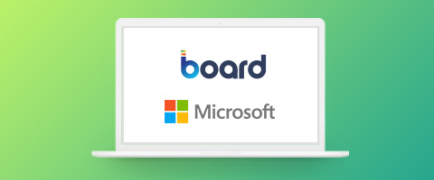 Microsoft & Board: <br/>Top 5 FP&A Drivers for 2021