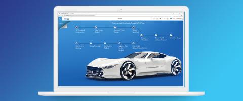 Beschleunigung der Transformation von Planung und Analytics in der Automobilherstellung