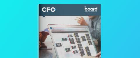 CFO - ファイナンス部門のためのビジネスインテリジェンス