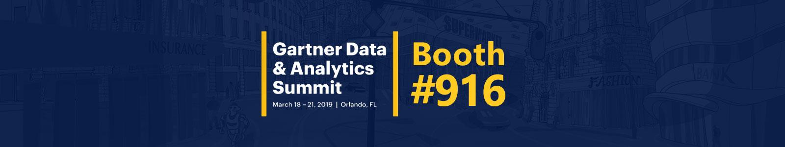 Meet BOARD at the Gartner Data & Analytics Summit