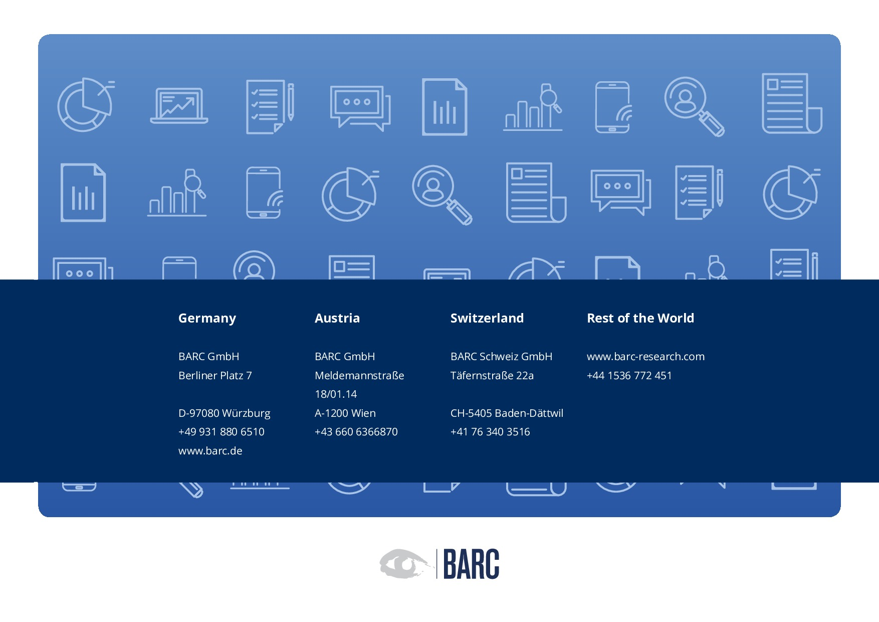 The Future of Reporting – BARC Studie 2019 | Page 10