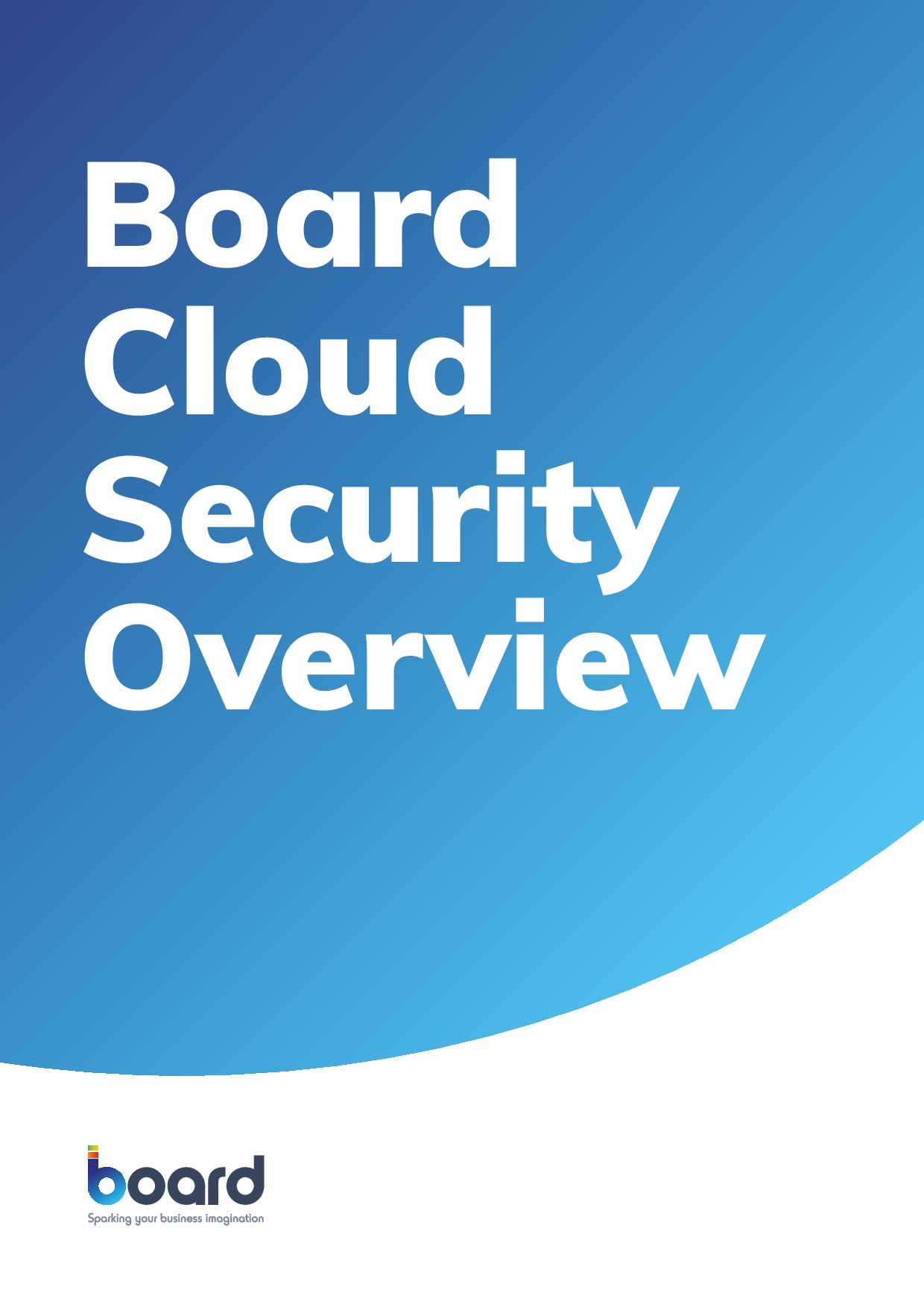 Board Cloud Security Overview