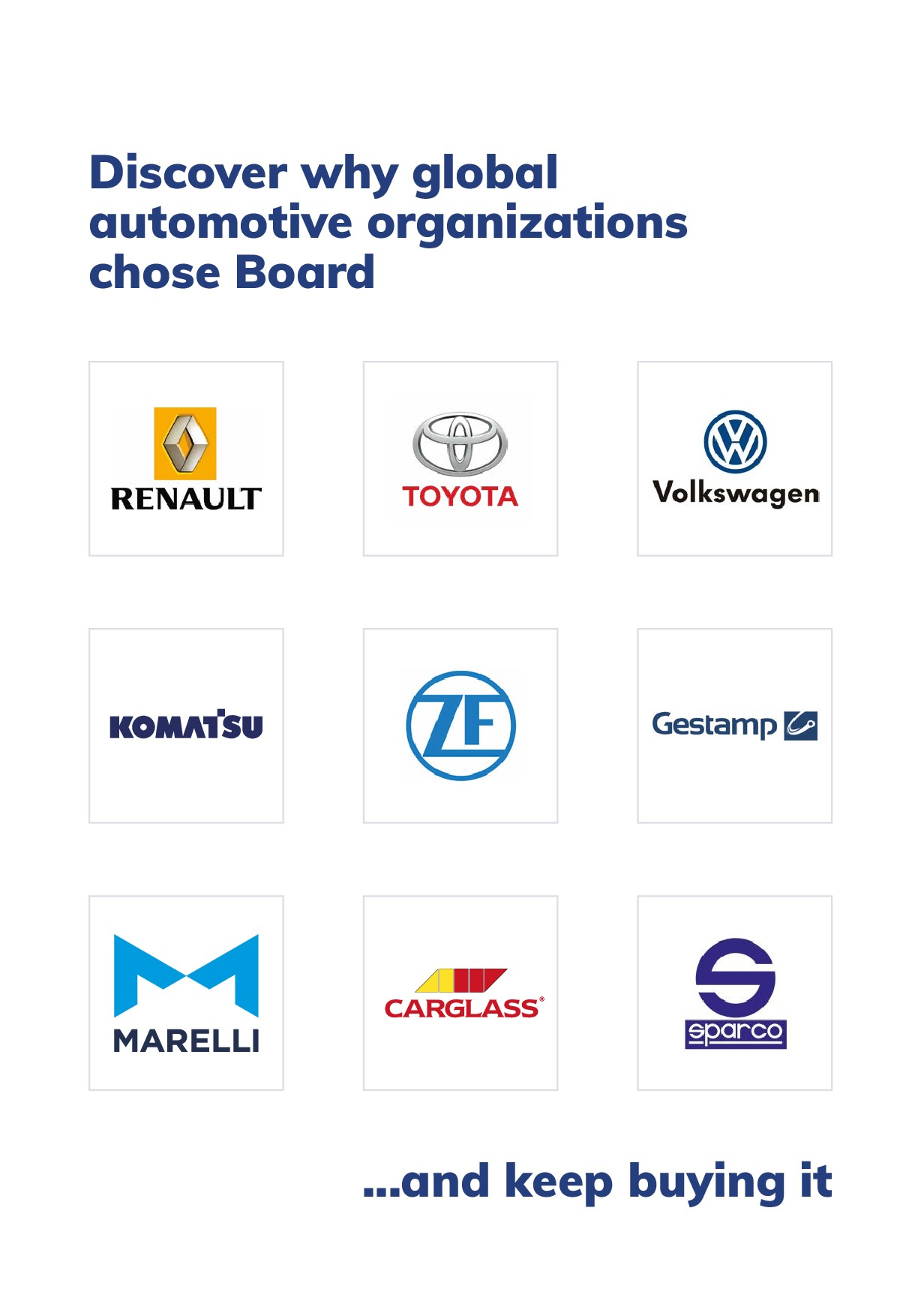 Augmenting carmakers, suppliers and car dealers' decision-making processes | Page 2