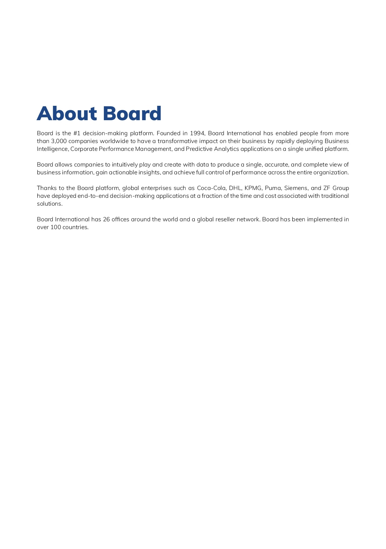 Financial Consolidation   Page 10