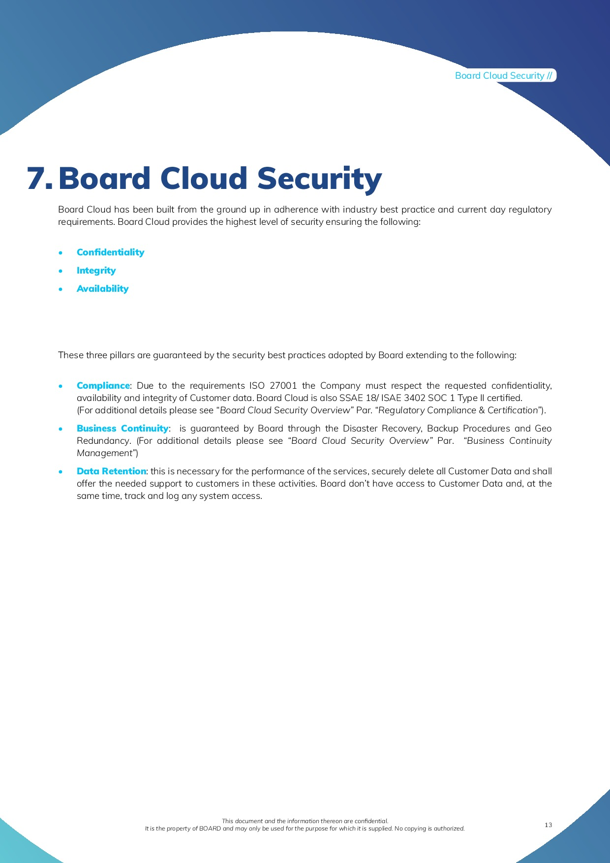 Board Cloud Overview | Page 13