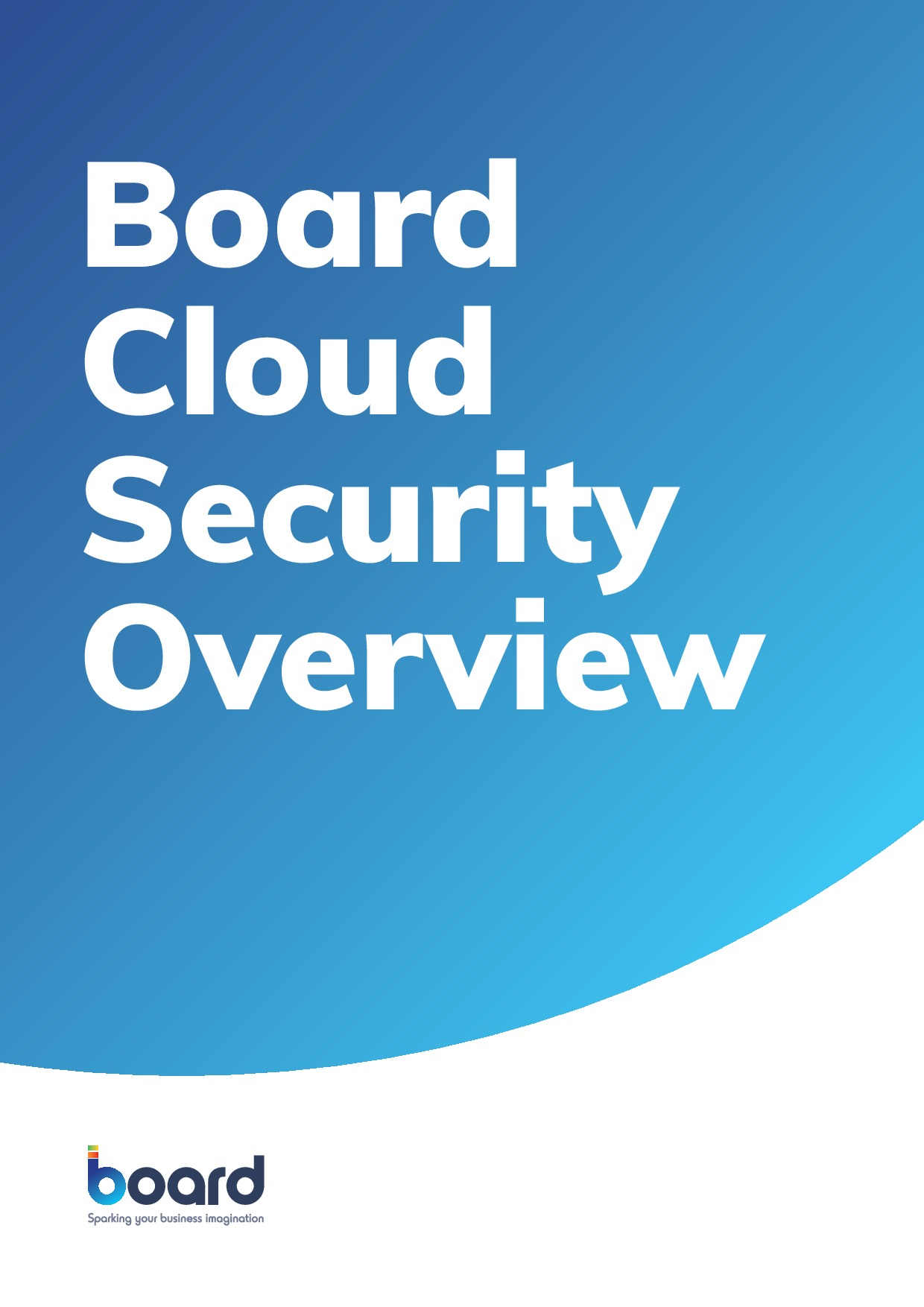 Board Cloud Security Overview | Page 1