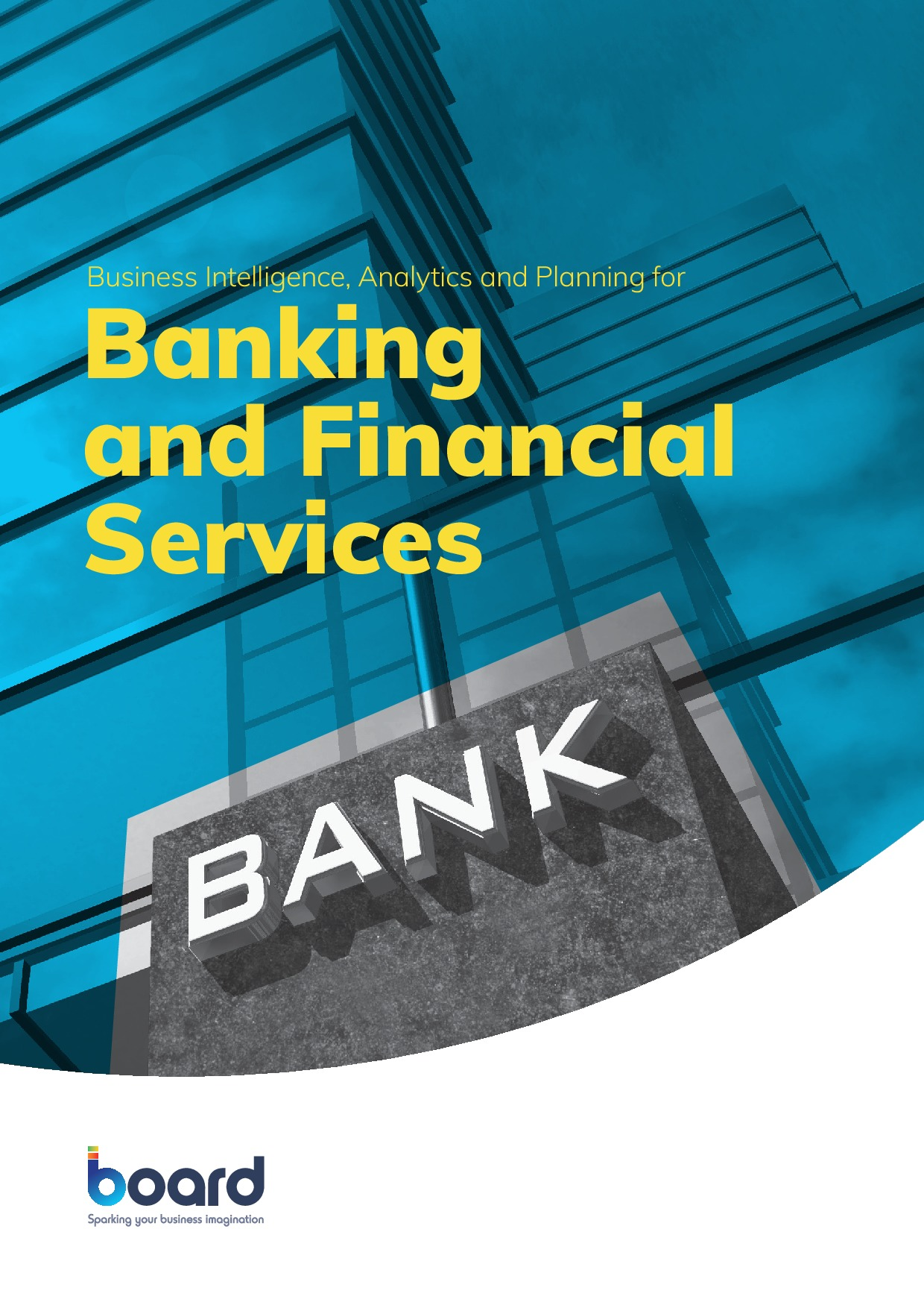 Business Intelligence, Analytics and Planning for Banking and Financial Services | Page 1