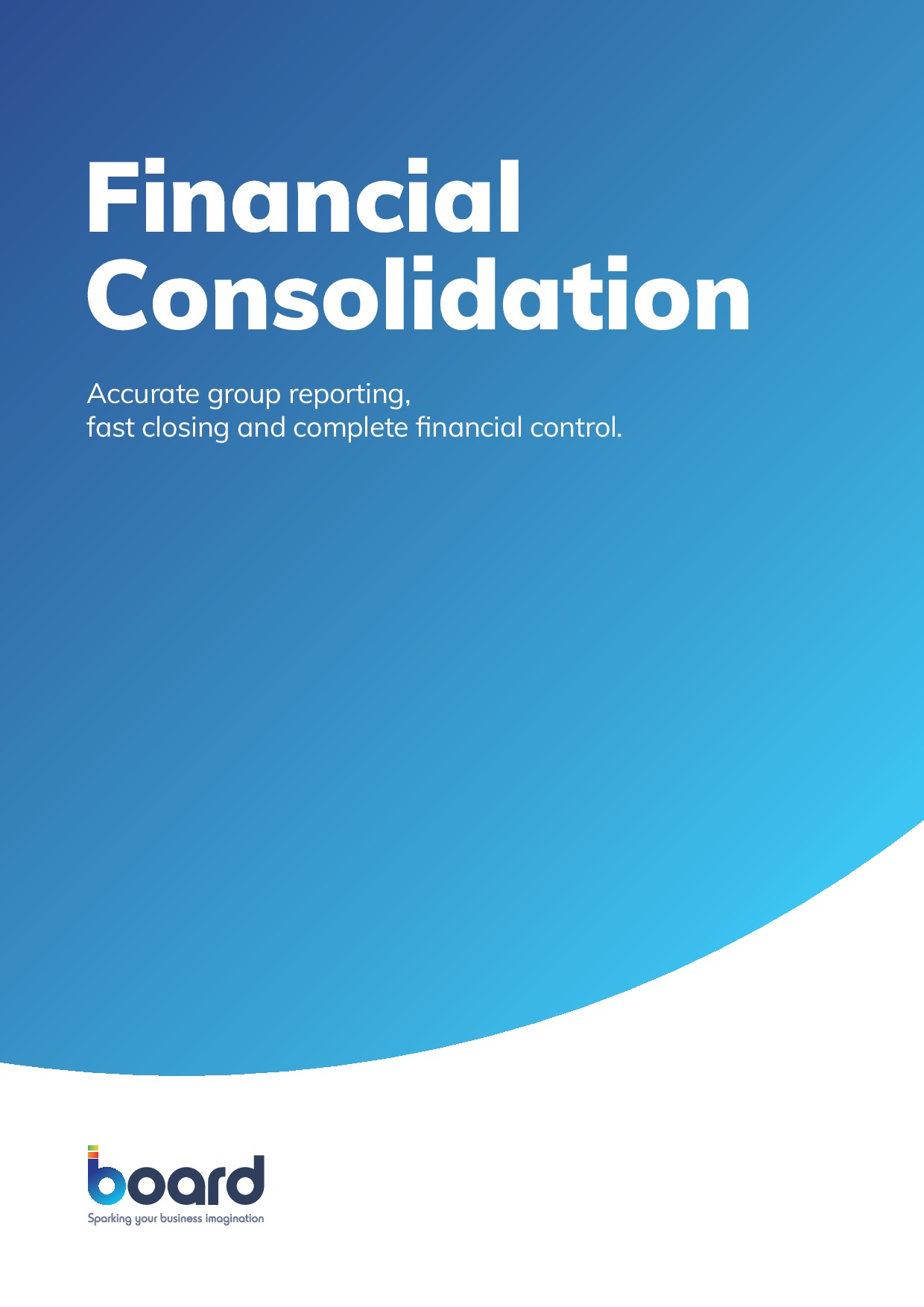 Financial Consolidation   Page 1