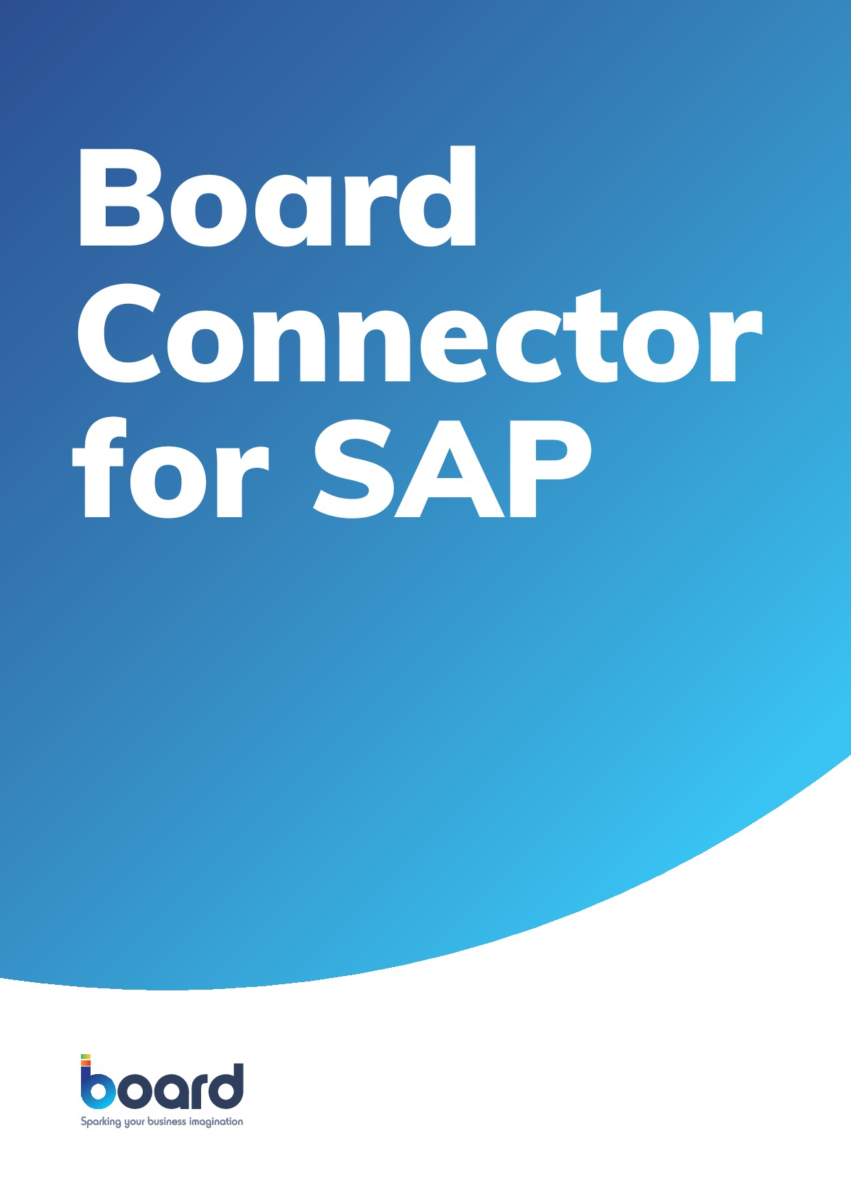 Board Connector for SAP | Page 1