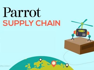 Supply Chain chez Parrot: retour d'expérience
