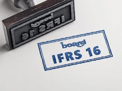 BOARD para los contratos de arrendamiento: IFRS 16