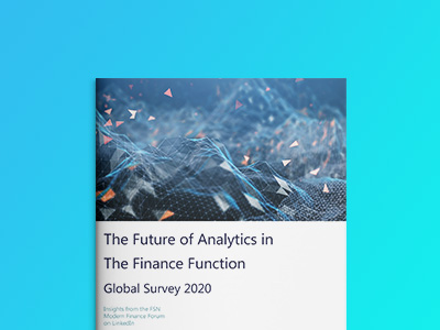 FSN - The Future of Analytics in the Finance Function