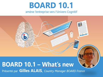 BOARD 10.1 - What's New ?