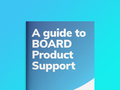 A Guide to Board Product Support
