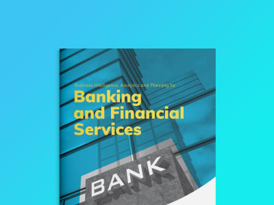 Business Intelligence, Analytics and Planning for Banking and Financial Services