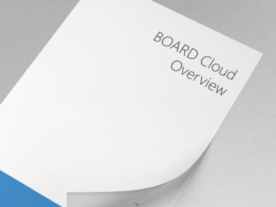 BOARD Cloud Overview