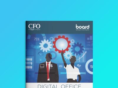 CFO - 「攻めの」財務部門への転換