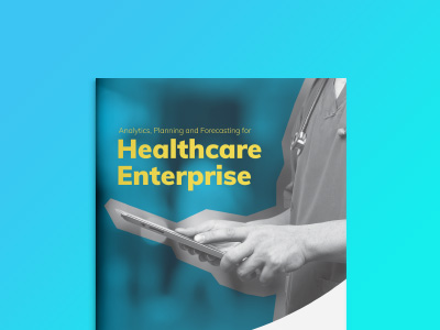 Healthcare Enterprise Analytics, Planning und Forecasting