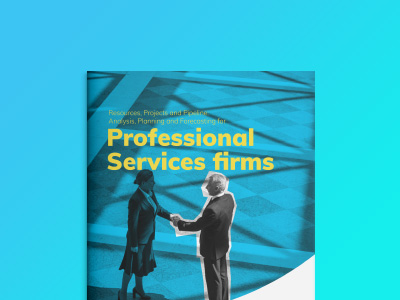 Resources, Projects & Pipeline: Analysis, Planning and Forecasting for Professional Services firms