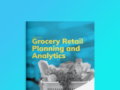 Una nueva aproximación al Grocery Retail Planning y Analytics