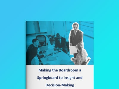FSN - Making the Boardroom a Springboard to Insight and Decision-Making