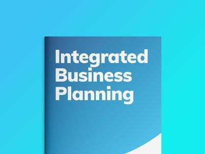 Integrierte Business-Planung