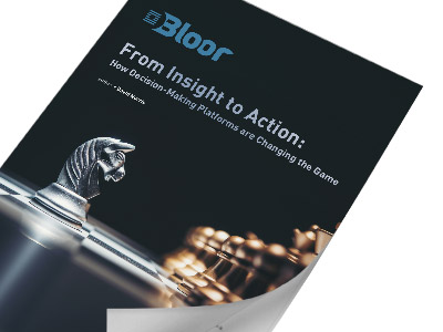 Bloor research - From Insight to Action